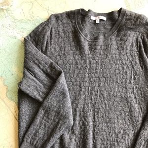 Alfred Sung Texture Knit Sweater
